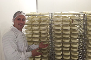Bruno, notre Maître fromager